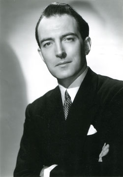 Howard Layton as an actor